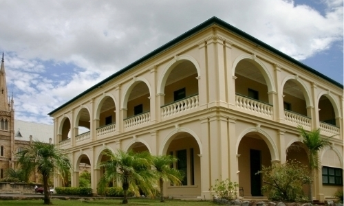 Saint Mary's Presbytery & Church